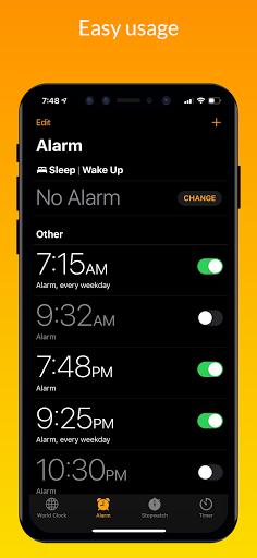 Download APK: iClock iOS – Clock iPhone Xs, Phone 12 v3.3.4 (Pro)