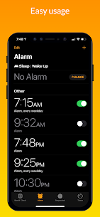 iClock iOS Mod Apk- Clock iPhone Xs (Pro Features Unlocked) 1