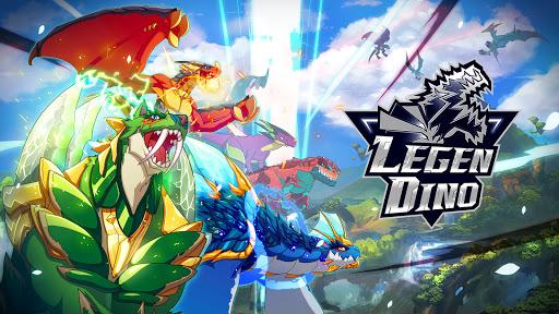 Legendino: Dinosaur Battle Varies with device screenshots 8