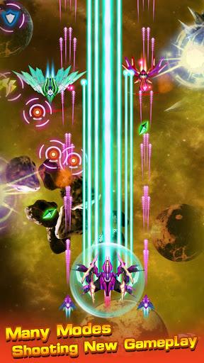 Galaxy Shooter-Space War Shooting Games  screenshots 3