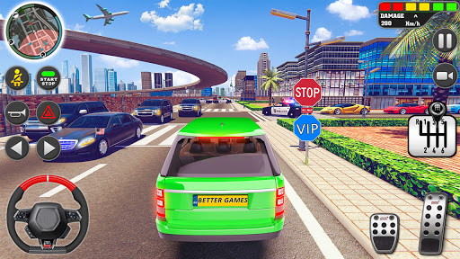 City Driving School Simulator: 3D Car Parking 2019 5.4 Screenshots 16