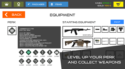 Stick Warfare: Blood Strike 5.1.8 screenshots 5