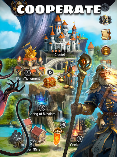 Card Heroes - CCG game with online arena and RPG 2.3.1994 screenshots 16