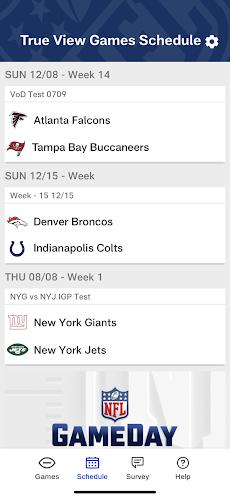 NFL GameDay in True Viewのおすすめ画像2