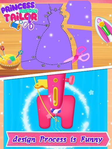 Tailor Fashion Games: ud83dudc78 Princess Clothing Design 1.3 screenshots 10