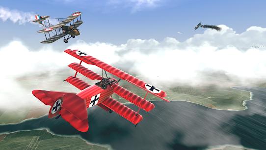 Warplanes: WW1 Sky Aces Mod Apk 1.4.2 (Unlimited Gold/Silver/Fuel) 1