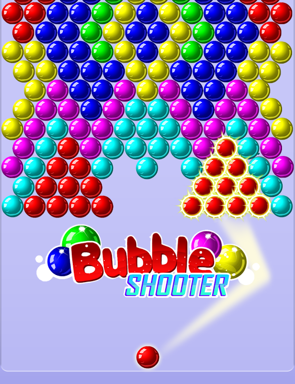 Bubble Shooter poster 11