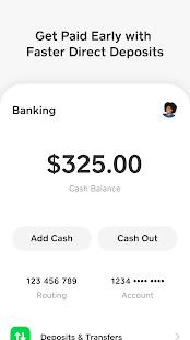Application Cash