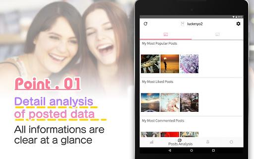 Followers & Unfollowers for Instagram screenshots 6