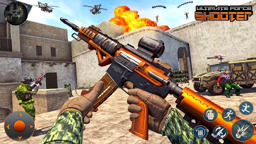 Counter Terrorist Gun Strike: Free Shooting Games 2.4 screenshots 7
