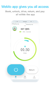 WeMo Scooter 3.8.9 [Mod + APK] Android 3