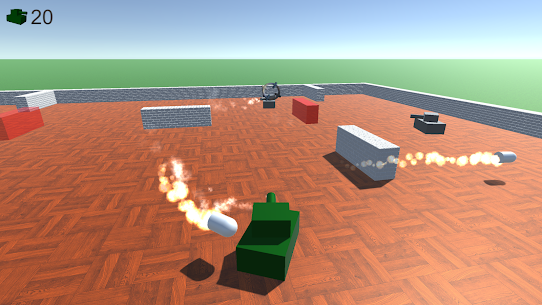 Tank Revolution Hack Cheats (iOS & Android) 4