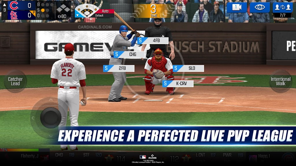 MLB Perfect Inning 2021 poster 8