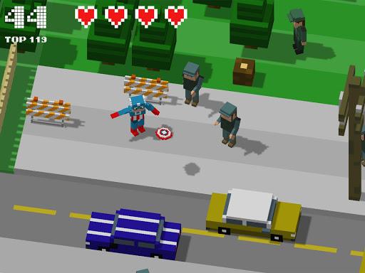 Crossy Heroes: Avengers of Smashy City apkpoly screenshots 6