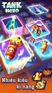 Xe tăng – Cuộc chiến bắt đầu Ver 1.7.6 MOD APK   God Mode – Tank Hero – Fun and addicting game 2