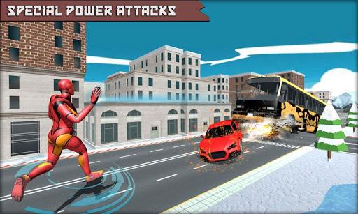 Iron Superhero War - Superhero Games 1.15 screenshots 2