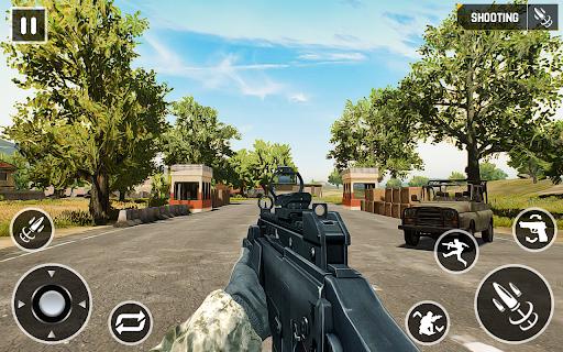 Modern Commando Secret Mission - FPS Shooting Game screenshots 15