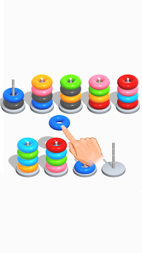 Color Sort Puzzle Game  screenshots 3