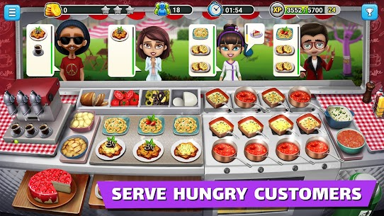 Download Food Truck Chef MOD APK [Unlimited Coins/Money/Crystals] 8