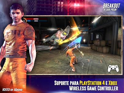 Cyber Prison 2077 MOD APK 1.3.8 (MOD MENU) Future Action Game against Virus 12