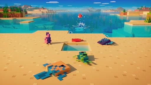 Block Craft Building Game 2021 apktram screenshots 2