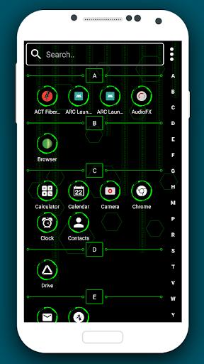 Visionary Launcher 2021 App lock, Hitech Wallpaper 27.0 Screenshots 16