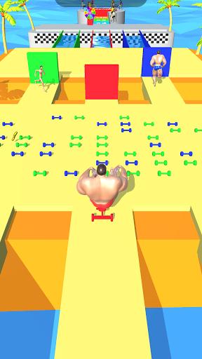 Muscle Race 3D apkdebit screenshots 4