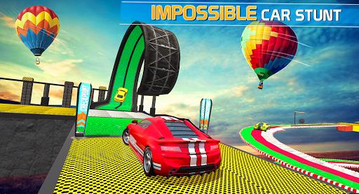 Mega Ramps 3D - Stunt Car Racing | Stunt Driving screenshots 1