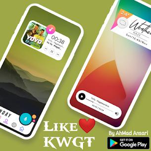 Like ❤️ KWGT (MOD, Paid) v6.0 2