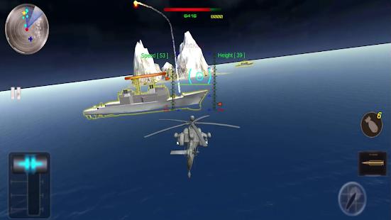 Sky-Helicopter-GunShip-AirCombat 3.7 screenshots 1