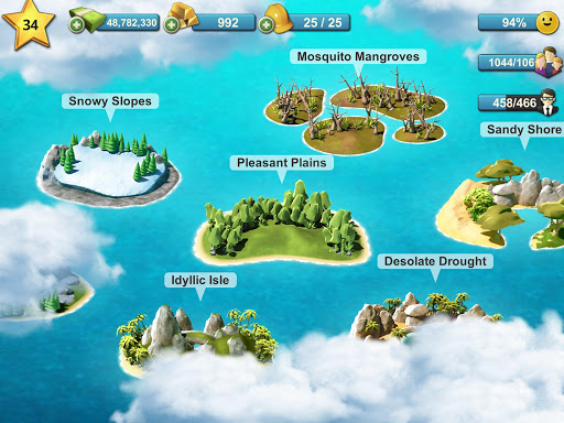 City Island 4 - Town Simulation: Village Builder 3.1.2 screenshots 14