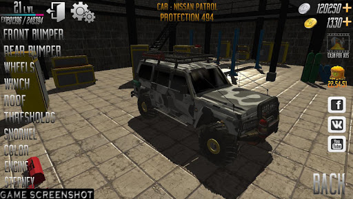 4X4 DRIVE : SUV OFF-ROAD SIMULATOR 1.8.2f1 screenshots 10