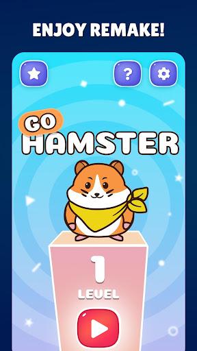 """Go Hamster! 🐹"": funny arcade game. 2.1 screenshots 1"