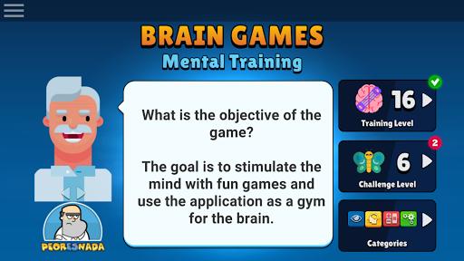 60 Brain Games: Free Mental Training! 82 screenshots 1