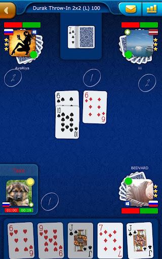 Durak LiveGames - free online card game  screenshots 10