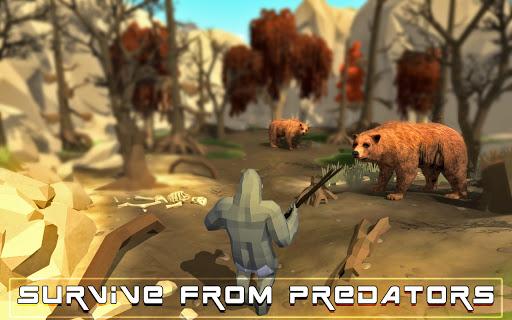 Wild Gorilla Family Simulator  screenshots 4