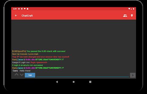 ChatCraft for Minecraft 1.12.10 Screenshots 9