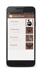 Character Story Planner  For Pc   Download And Install (Windows 7, 8, 10, Mac) 1