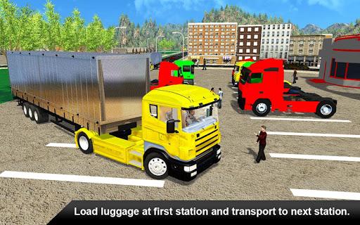 City Truck Pro Drive Simulator screenshots 1