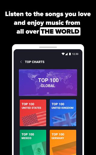 Free Music Streaming: Trending for Tube Music Song  screenshots 15