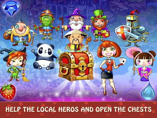 Magica Travel Agency - Match 3 Puzzle Game 1.2.9 screenshots 16