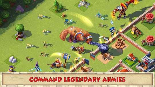 Download Total Conquest online game Roman Empire Android 1