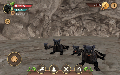 Wild Panther Sim 3D  screenshots 8