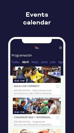 IFEMA MADRID - Calendar 2.5.2 screenshots 1