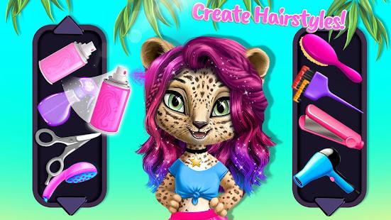 Animal Hair Salon Australia - Dress Up