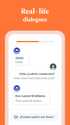Babbel - Learn Languages - Spanish, French & More 20.63.0 screenshots 4