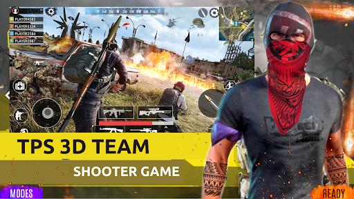 Squad Survival freefire Game Battleground Shooter 1.6 screenshots 2