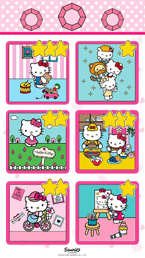 Hello Kitty Coloring Book 1.1.0 screenshots 6