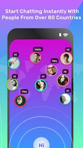 Free Random Chat & Meet new People – Messenger Pro 4