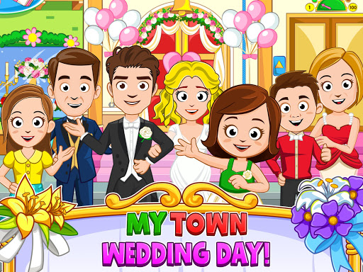 My Town: Wedding Day - The Wedding Game for Girls  screenshots 16